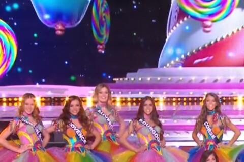 Miss France 2018 : Les 30 Miss font le show en maillot de bain sexy !