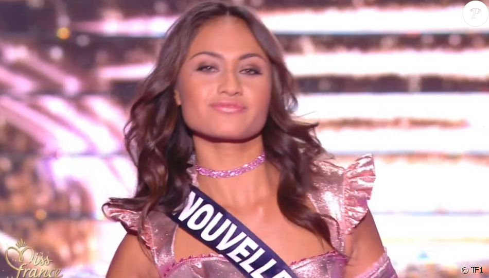 Invitée Maëva Coucke Est La Nouvelle Miss France 2018