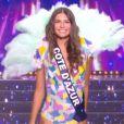 Miss Côte d'Azur : Julia Sidi-Atman             en maillot de bain - Concours Miss France 2018. Sur TF1, le 16 décembre 2017.