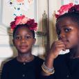 Estere et Stella sur Instagram, le 18 novembre 2017.