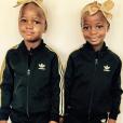 Estere et Stella sur Instagram, le 21 février 2017.