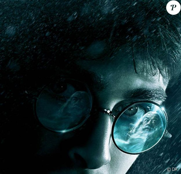 """L'affiche de """"Harry Potter et le Prince de sang-mêlé"""", dans les salles françaises à partir du 15 juillet !"""