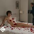 Valérie Bonneton parle du tournage de Garde alternée lors de l'émission C à vous sur France 5 le 13 décembre 2017