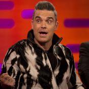 """Robbie Williams révèle qu'on lui a trouvé des """"anomalies"""" dans le cerveau"""
