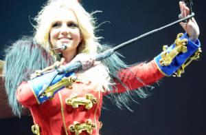 Britney Spears, découvrez la sur scène en images... elle est trop sexy !