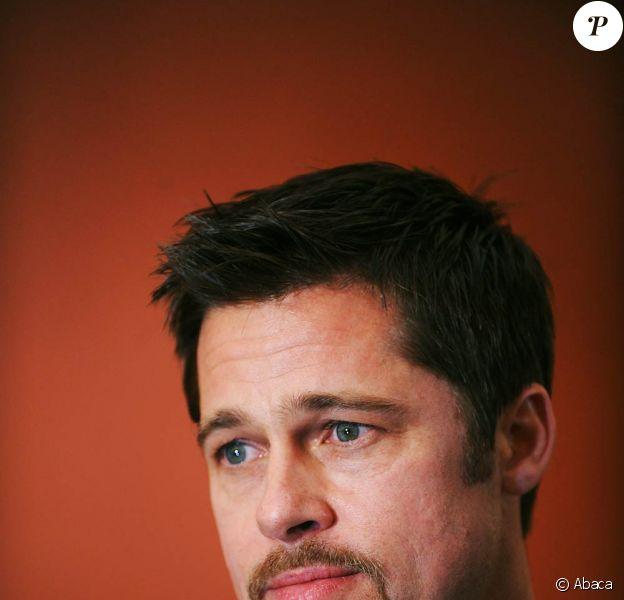 Brad Pitt à Washington
