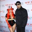 Coco et Ice-T fêtent Halloween à New York, le 31 octobre 2017.