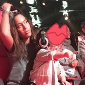 Amel Bent : Sa petite Sofia déjà fan de The Voice Kids !
