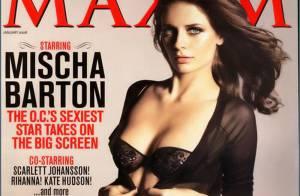Mischa Barton, retour sur toutes ses couvertures... les plus sexy !