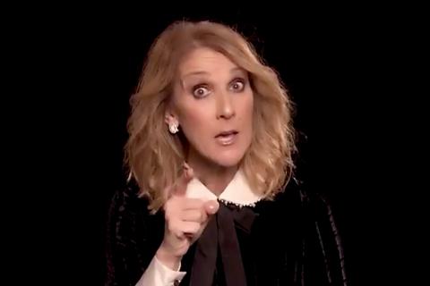 """Céline Dion remercie ses fans dans une vidéo touchante : """"Je vous aime..."""""""