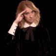 Céline Dion souhaitant de bonnes fêtes à ses fans le 23 décembre 2017