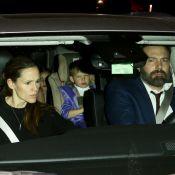 Ben Affleck : Sortie en amoureux après avoir retrouvé Jennifer Garner