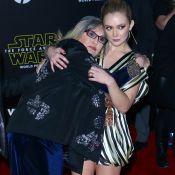 Mort de Carrie Fisher, un an après : Les mots touchants de sa fille Billie Lourd