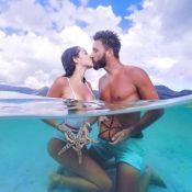 Nabilla en bikini sexy : Ses vacances de rêve avec son amoureux Thomas Vergara