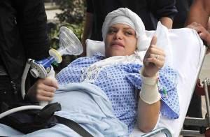 Jade Goody mourante, compte ses heures et se fait baptiser... à l'hôpital ! (réactualisé)