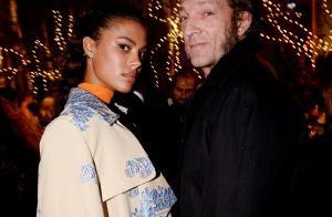 Vincent Cassel et sa chérie Tina Kunakey : Plus amoureux et beaux que jamais !