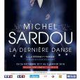 Michel Sardou - La Dernière Danse - tournée 2017-2018.