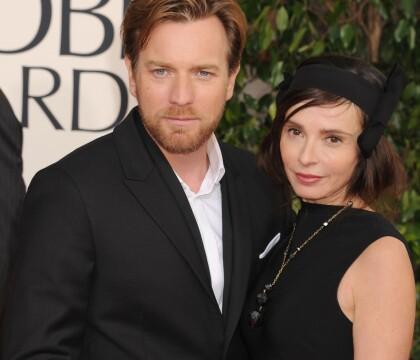 Ewan McGregor : Sa future ex-femme s'éclate sans lui et avec leurs enfants