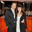 Ewan Mc Gregor, Eve Mavrakis - Avant-première du film Miss Potter à Londres en 2006