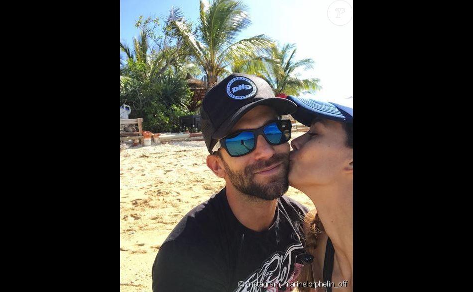 Le fiancé de Marine Lorphelin poignardé en pleine rue — Miss France