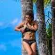 """""""Exclusif - Paris Jackson et Omer Bhatti en vacances à Hawaï, le 25 décembre 2017."""""""