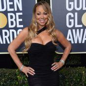 Mariah Carey : Ultradécolletée et toujours plus mince, elle sort le grand jeu