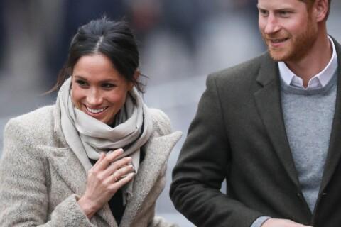 Prince Harry et Meghan Markle : Radieux pour leur 1er engagement de l'année