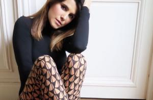 Karine Ferri, très sensuelle, dévoile ses jolies jambes : Ses fans charmés...