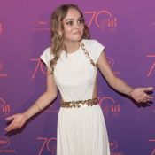 Lily-Rose Depp, topless avec ses copines : Son oncle, surpris, l'interpelle...