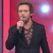 Christophe (N'oubliez pas les paroles) déjà vu dans une émission !