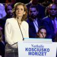 Nathalie Kosciusko-Morizet (NKM) - Deuxième débat de la primaire de la droite et du centre en vue de l'élection présidentielle 2017 salle Wagram à Paris, France, le 3 novembre 2016. © Dominique Jacovides/Bestimage