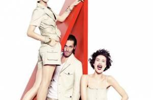 Qui sont les égéries de la nouvelle campagne de pub H&M ??!!
