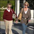 Katherine Heigl et sa mère Nancy