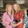 Jodie Kidd et sa mère Wendy
