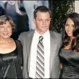 Matt Damon et sa mère