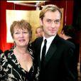 Jude Law et sa mère