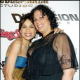 Rosario Dawson et sa mère