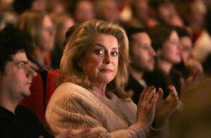 Catherine Deneuve, loin du tumulte... Entre icônes !