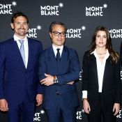 Hugh Jackman rejoint Charlotte Casiraghi et Pierre Niney et tutoie les sommets
