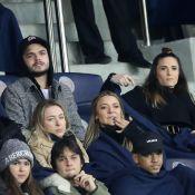 PSG-Dijon : Capucine Anav et le frère de Kev Adams comblés par le show Neymar