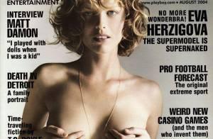 Eva Herzigova, Dita von Teese et Jessica Alba... concours de bombes en couverture de Playboy !
