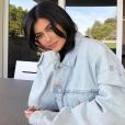 Kylie Jenner sur une photo publiée sur Instagram en novembre 2017