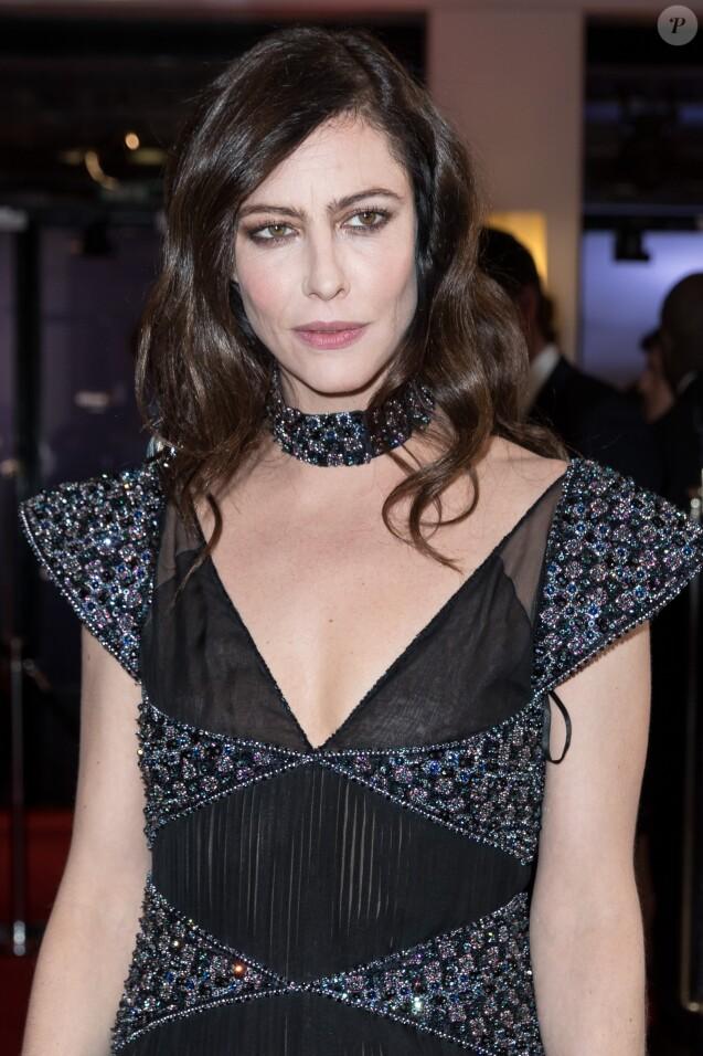 7eafbbd26f Anna Mouglalis (Robe Chanel) - Arrivées à la 42ème cérémonie des César à la