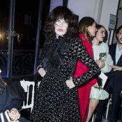 Fashion Week : Isabelle Adjani et Alexandra de Hanovre, attentives et subjugées