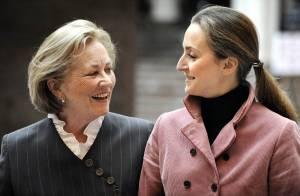 La reine Paola de Belgique : une sortie avec la princesse Claire, c'est tout un art !