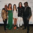 Les Black Eyed Peas et Vanessa Williams pour la 34e soirée de charité March of Dimes Beauty Ball à New York City le 12 mars 2009