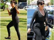 Kylie Jenner enceinte : Les fesses de sa mère Kris lui volent la vedette