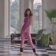 Stacey Young, épouse de Paul Young, dans le clip de Come Back And Stay (1983) à l'occasion duquel ils se sont rencontrés.
