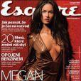 Megan Fox pour le Esquire Tchèque