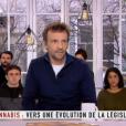 Mathieu Kassovitz dans Clique Dimanche le 28 janvier 2018.